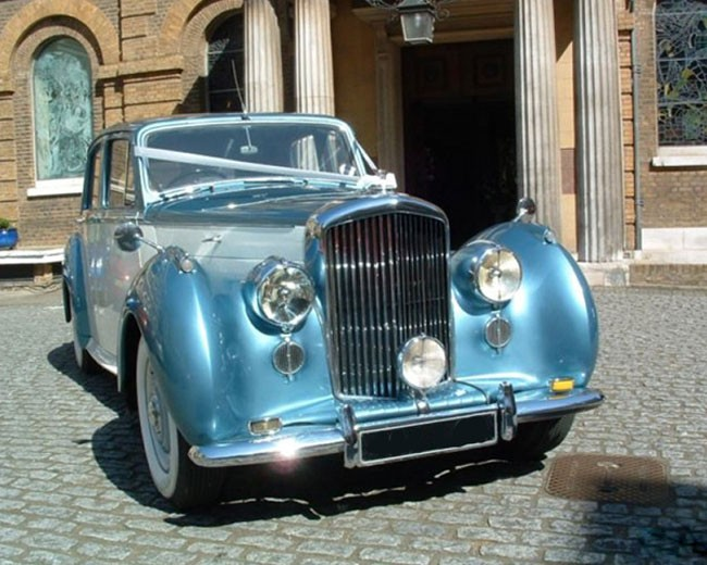 Noble Lady - Bentley R UK | Classic Wedding Cars in UK ...