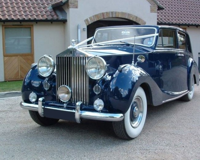 Classic Wedding Cars in Ayrshire and Arran
