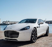 Aston Martin Rapide Hire in Torquay