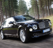 Bentley Mulsanne in Lincoln